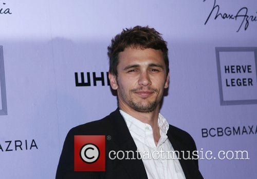 James Franco The Whitney Contemporaries' Art Party and...