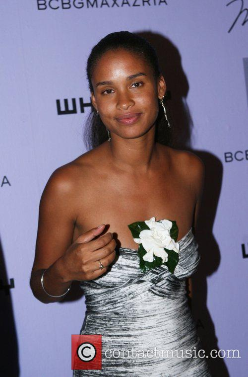 Joy Bryant The Whitney Contemporaries' Art Party and...