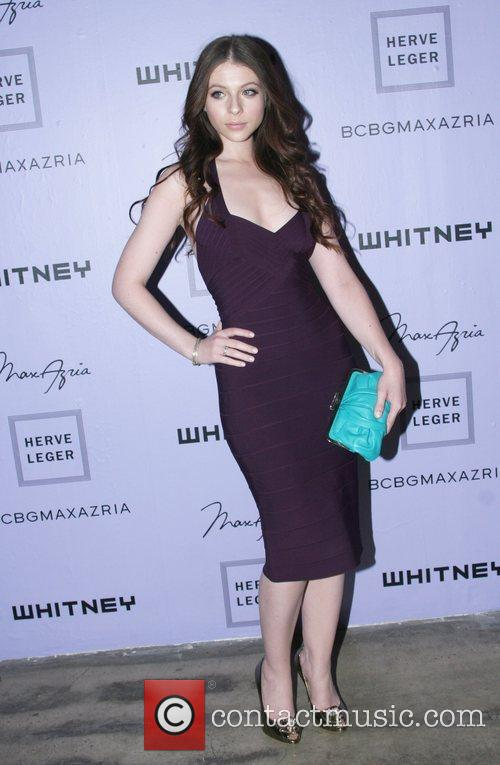 Michelle Trachtenberg The Whitney Contemporaries' Art Party and...
