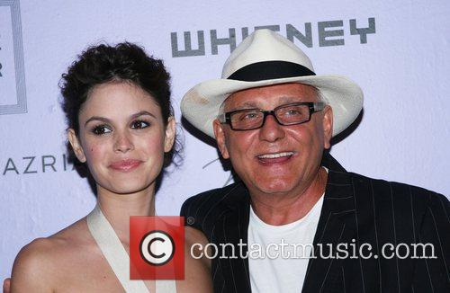 Rachel Bilson and Max Azria The Whitney Contemporaries'...