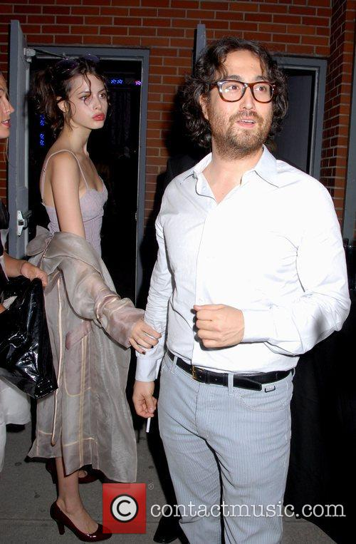 Sean Lennon The Whitney Contemporaries' Art Party and...
