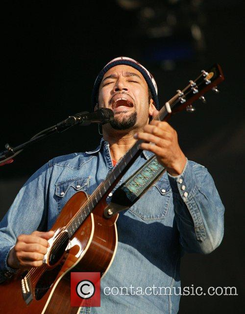 Ben Harper, O2 Wireless Festival 2008, O2 Wireless