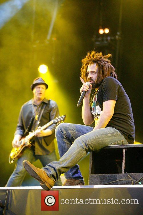 Counting Crows and Adam Duritz 16