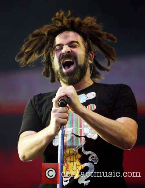 Counting Crows and Adam Duritz 1