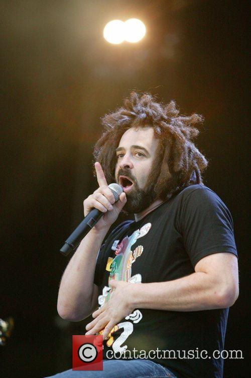 Counting Crows and Adam Duritz 9