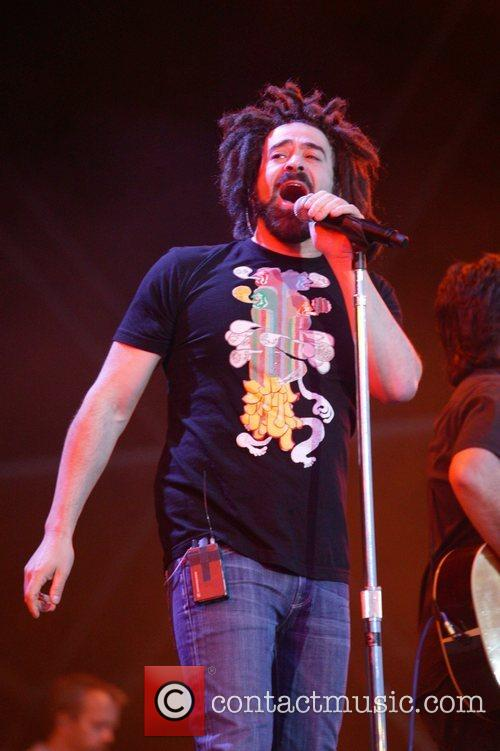 Counting Crows and Adam Duritz 6