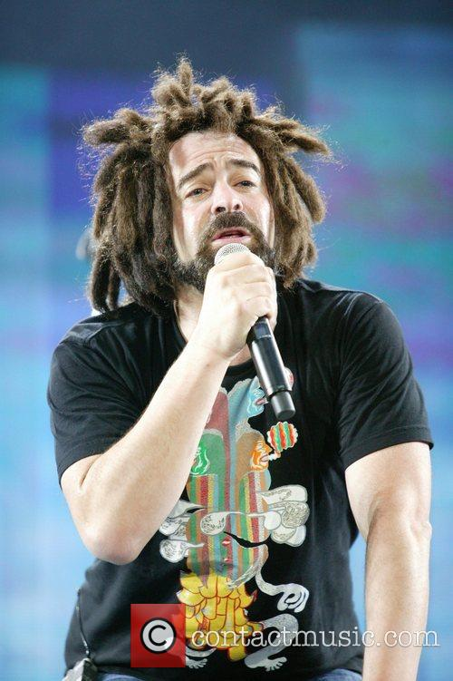 Counting Crows and Adam Duritz 7