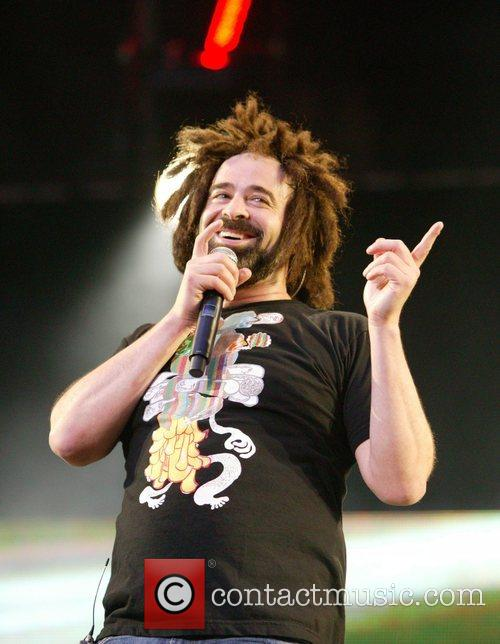 Counting Crows and Adam Duritz 3