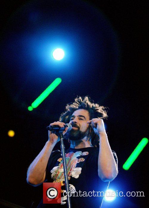 Counting Crows and Adam Duritz 5