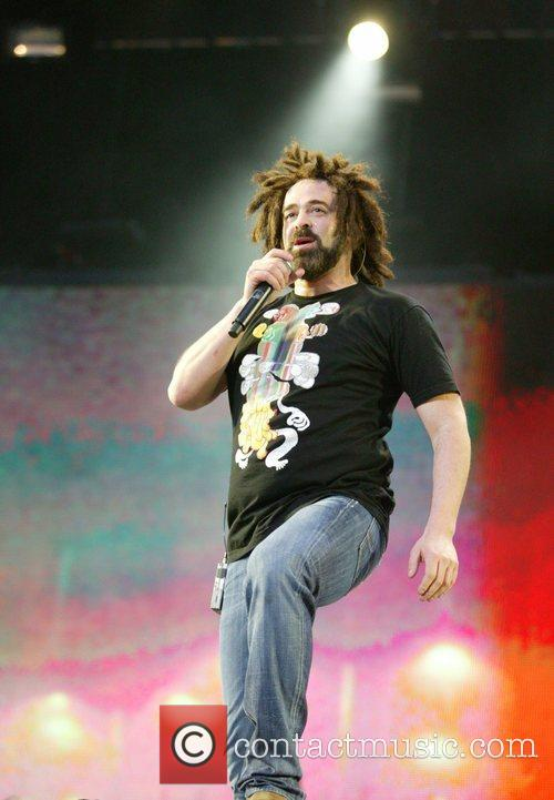 Counting Crows and Adam Duritz 12