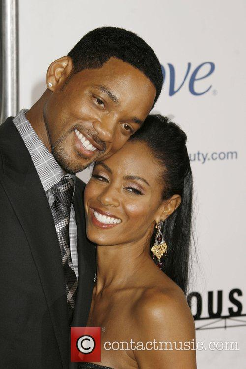 Will Smith and Jada Pinkett Smith 10