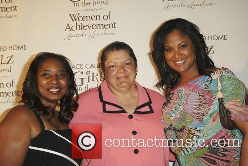 Guests and Laila Ali A Place Called Home...