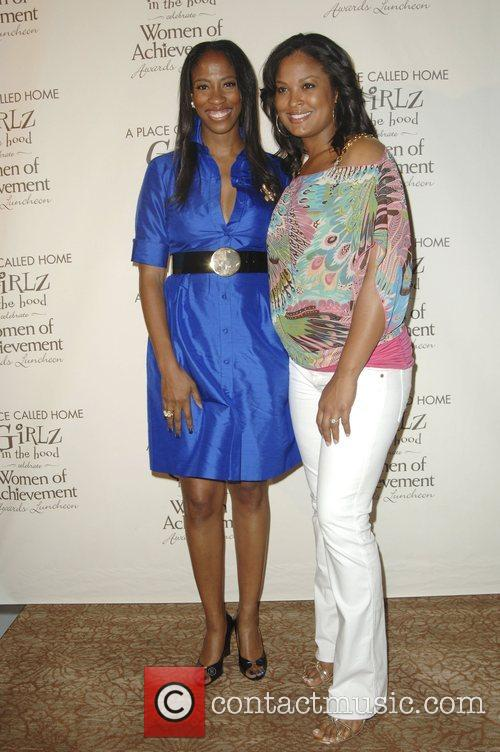 Shondrella Avery and Laila Ali A Place Called...