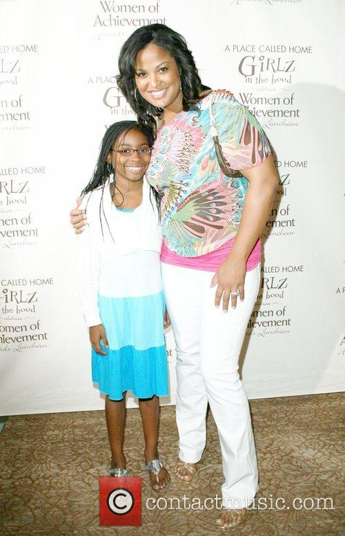 Guest and Laila Ali A Place Called Home...