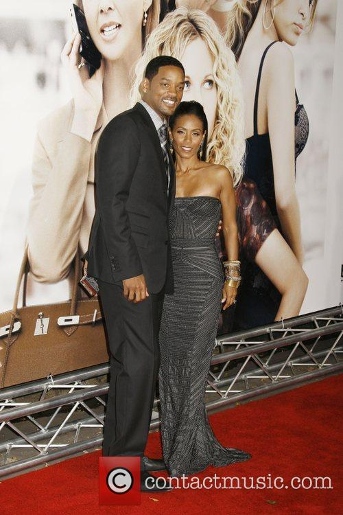 Will Smith and Jada Pinkett Smith 1