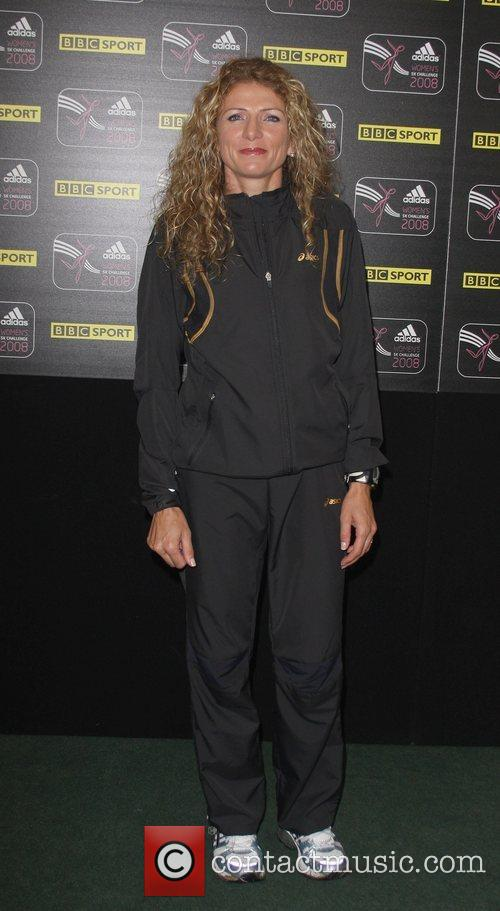 Adidas Women's Challenge run for Breast Cancer, held...