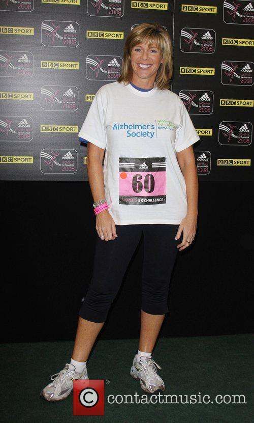 Guest Adidas Women's Challenge run for Breast Cancer,...