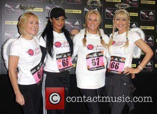 Sarah Jane Crawford, Sarah Bosnich and Emma Noble...