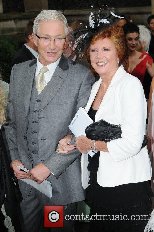 Paul O'grady and Leah Wood 3