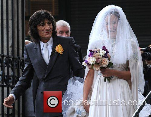 Leah Wood, Ronnie Wood
