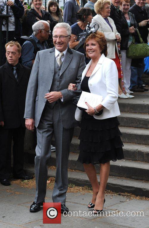 Paul O'grady and Leah Wood 10