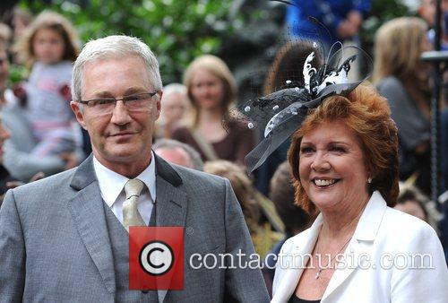 Paul O'grady and Leah Wood 9