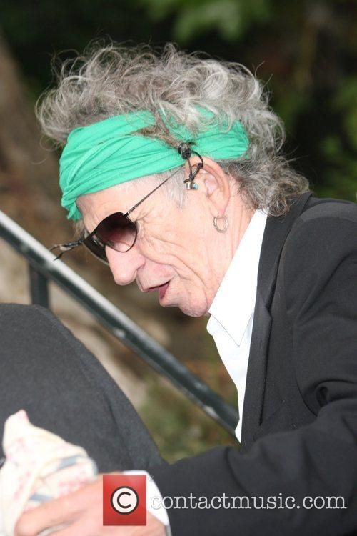 Keith Richards and Leah Wood 12