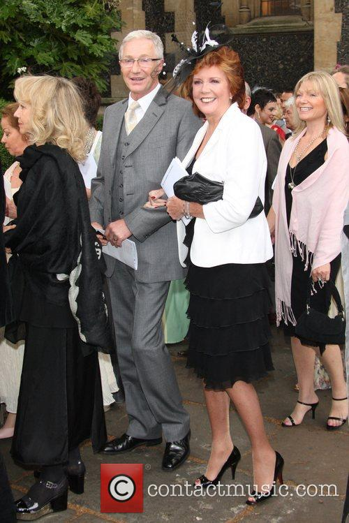 Paul O'grady and Leah Wood 8