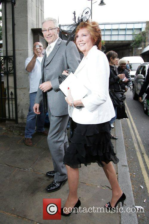Paul O'grady, Cilla Black and Leah Wood 2