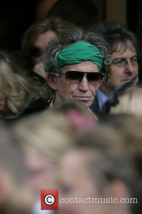 Keith Richards and Leah Wood 7