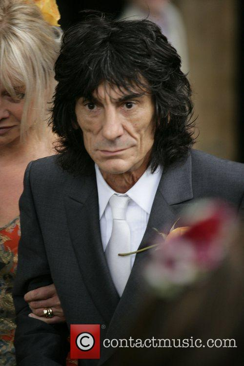 Ron Wood and Leah Wood 5