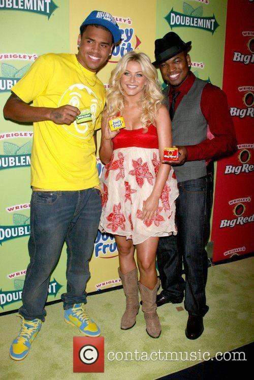Chris Brown and Julianne Hough 3