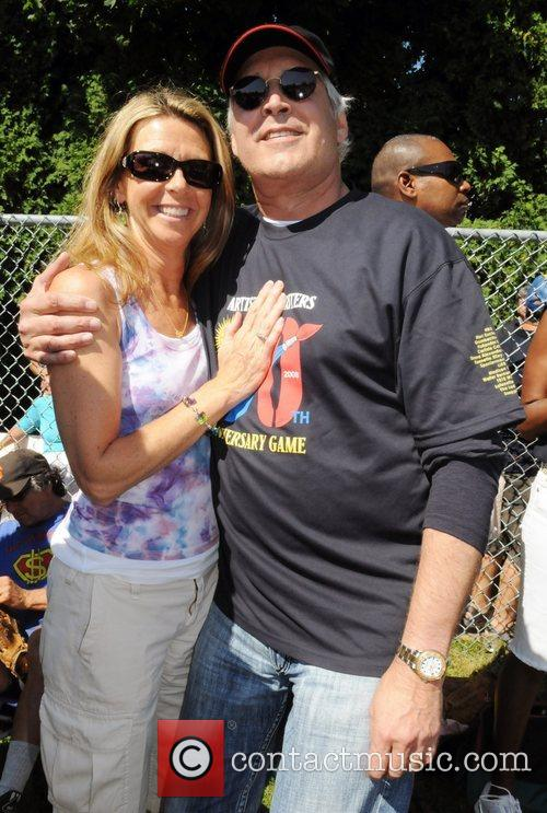 The 60th Annual Artists and Writers Softball Game...