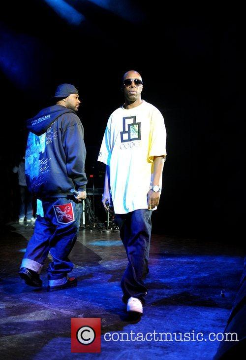 Wu-Tang Clan  performs performing live at Shepherds...