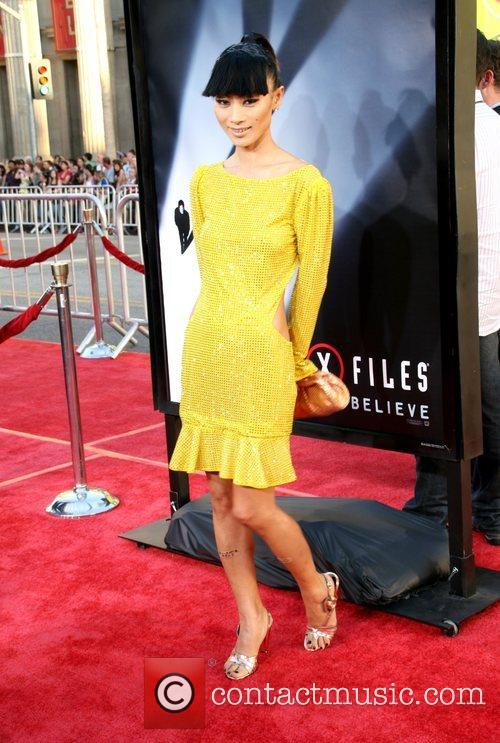Bai Ling and The X Files 9