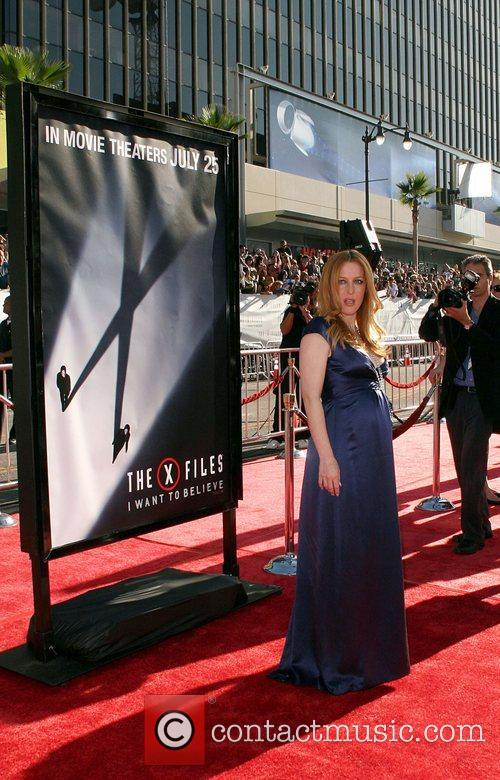 Gillian Anderson and The X Files 6