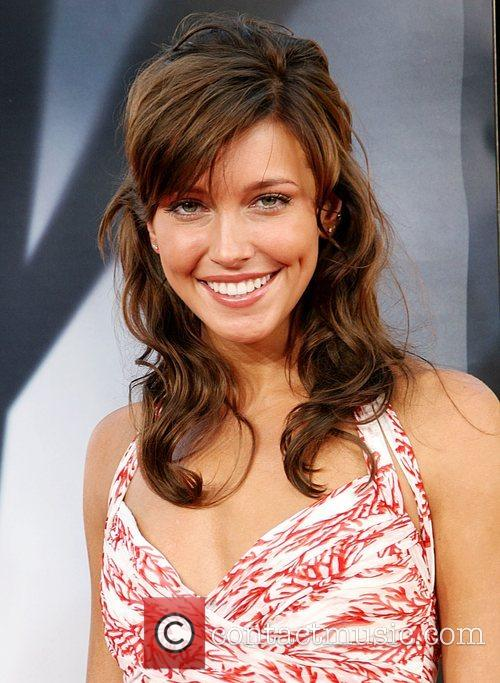 Katie Cassidy and The X Files 2