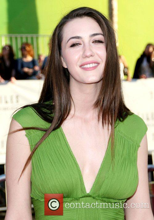 Madeline Zima and The X Files 1