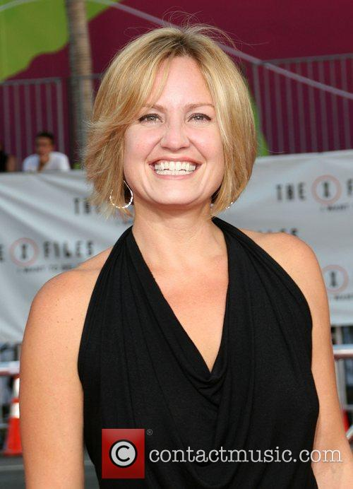 Sherry Stringfield World Premiere Of The X Files...