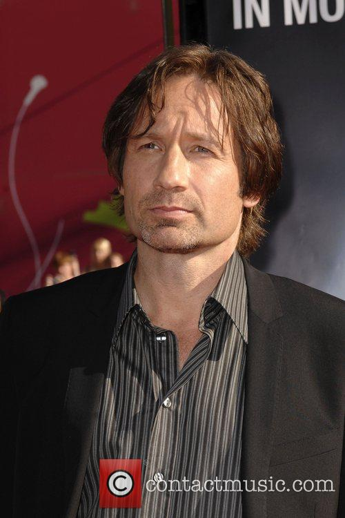 David Duchovny and The X Files 7