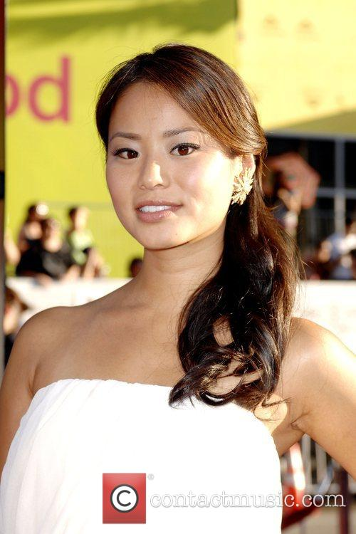 Jamie Chung and The X Files 6