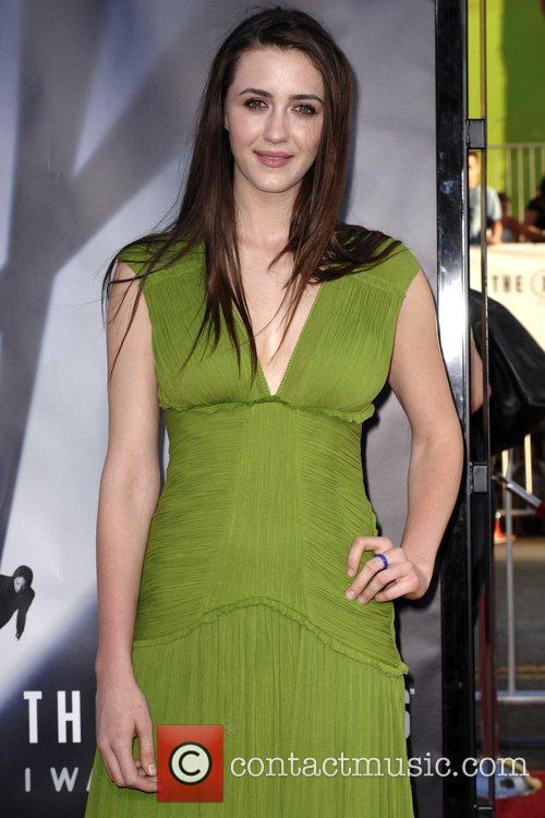 Madeline Zima and The X Files 6