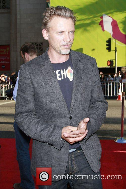 Callum Keith Rennie and The X Files 11