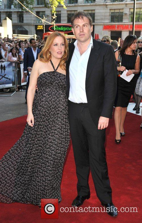 Gillian Anderson and Mark Griffiths 9