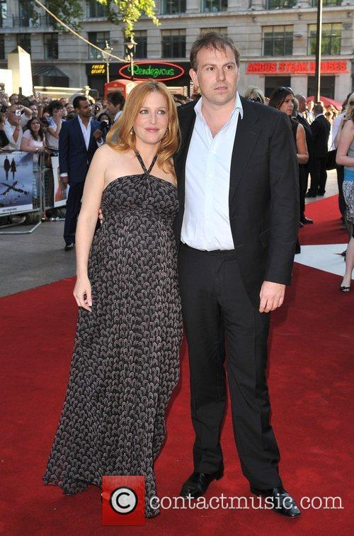 Gillian Anderson and Mark Griffiths 7