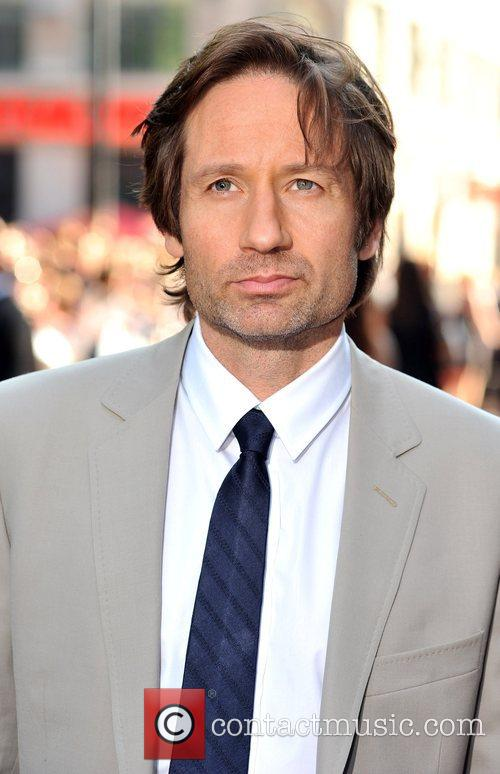 David Duchovny UK Premiere of 'The X-Files: I...