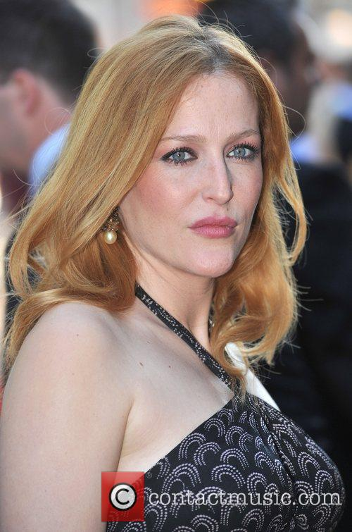 UK Premiere of 'The X-Files: I Want to...