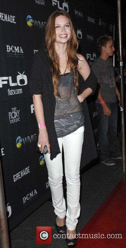 Daveigh Chase Flo Live Mobile TV Presents X-Games...
