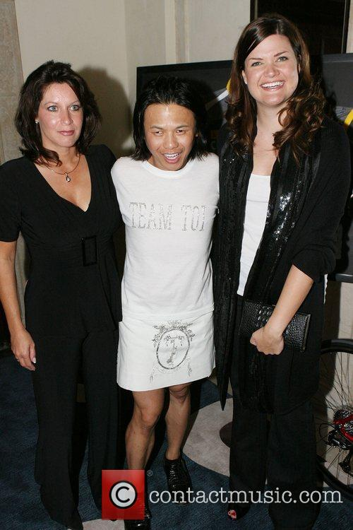 Zang Toi and Lance Armstrong 5