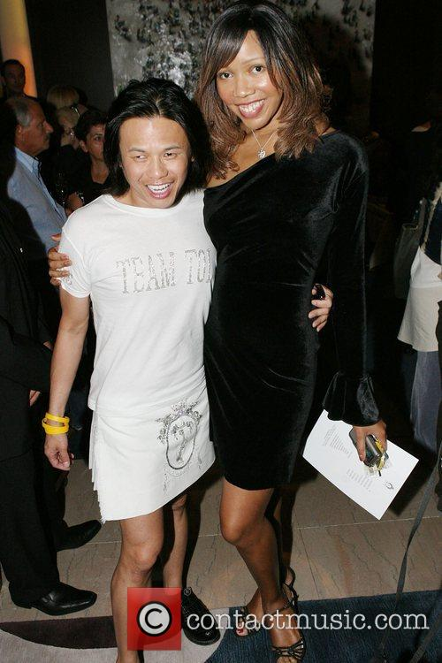 Zang Toi and Lance Armstrong 3
